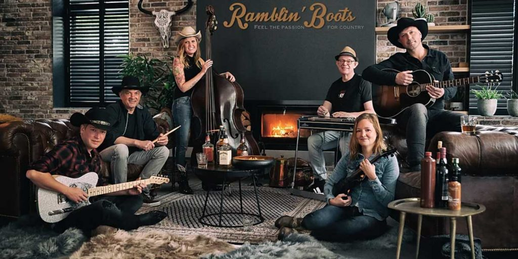 Ramblin' Boots